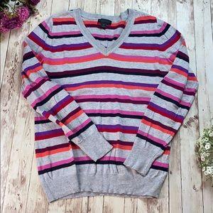 Worthington light weight striped sweater